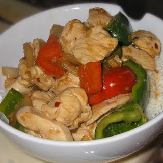 Chili Ginger Chicken