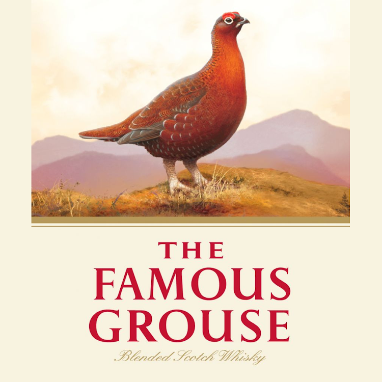 Logo for The Famous Grouse