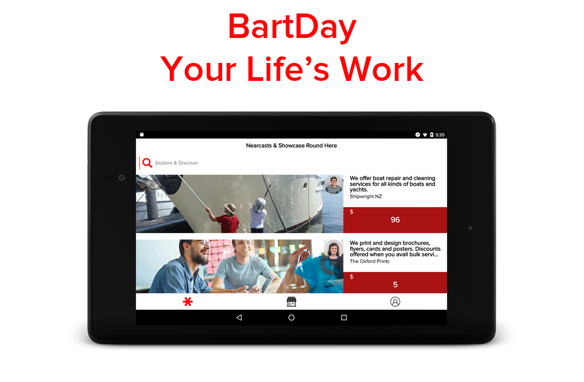 BartDay- screenshot