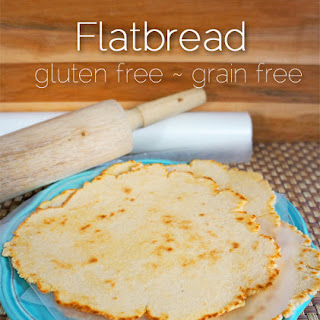 Guilt Free Flatbread