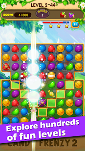 Candy Frenzy 2- screenshot thumbnail