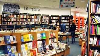 Establecimiento de La Casa del Libro en Murcia.