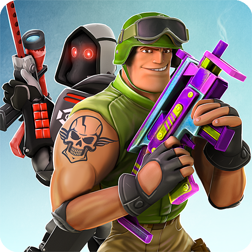 Respawnables - Fast and Fun Third person shooter Icon