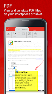 SmartOffice - View & Edit MS Office files & PDFs- screenshot thumbnail