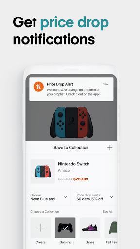 لقطات شاشة Honey Smart Shopping Assistant 7