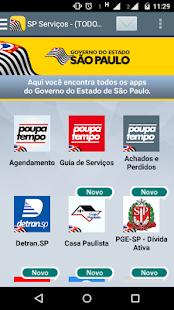 SP Serviços - náhled
