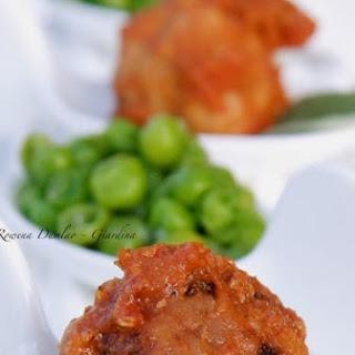 Polpettine al Sugo (Meatballs in Tomato Sauce)