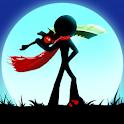 Stickman Ghost Warrior icon