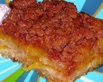 Yummy Peach Lasagna