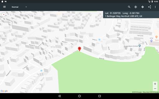 Map Coordinates 4.7.5 screenshots 13