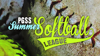 Photo: Website graphic for softball league