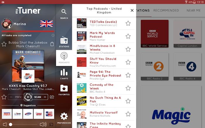 myTuner Radio Pro v5.1.5 APK