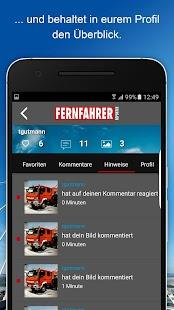 FERNFAHRER Reporter - náhled