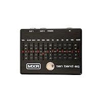 MXR M108SEG1 Ten Band EQ LTD Black Ed