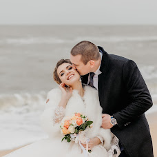 Wedding photographer Kseniya Voropaeva (voropusya91). Photo of 05.02.2018