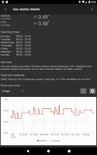Fuel Flash screenshot 9