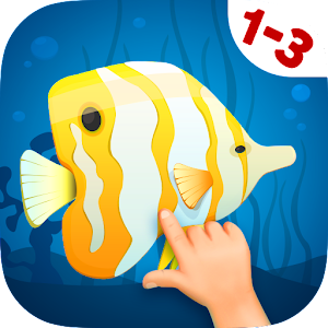 Animated Fish Puzzles for Kids for PC and MAC