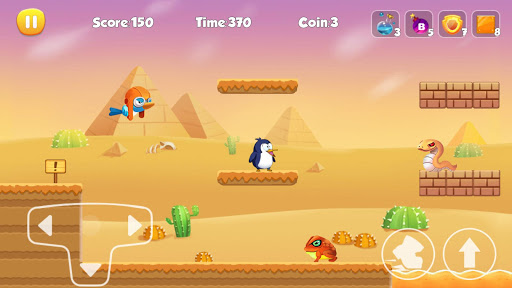 Penguin Run 1.6.2 screenshots 21