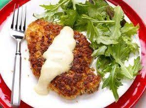 Secret Crunch Chicken Recipe