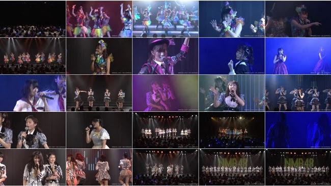 190313 (720p) NMB48 チームBII「2番目のドア」公演 初日