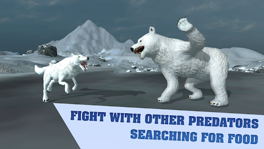 Arctic Bear Survival Simulator screenshot 1