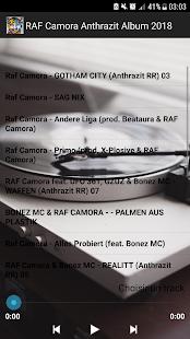 RAF Camora Anthrazit Album 2018 - náhled