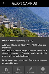 Glion Residential- screenshot thumbnail
