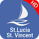 Download St. Lucia & St. Vincent Offline GPS Nautical Chart For PC Windows and Mac
