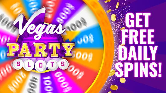 Vegas Party Slots - Casino Game for PC-Windows 7,8,10 and Mac apk screenshot 5