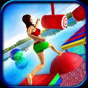 Water Slide Adventure : Stunt Racing Game