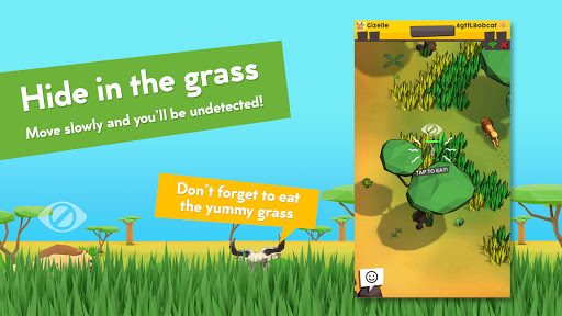 Savanna Battleground u2013 Hide and Seek android2mod screenshots 7