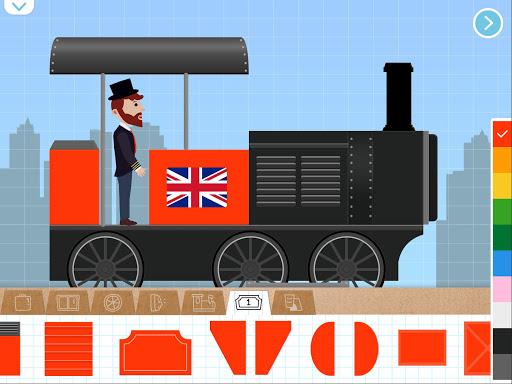Brick Train Build Game For Kids & Preschoolers 1.5.140 screenshots 9
