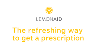 Lemonaid: same day online care poster