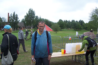 Photo: Игорь Комин после финиша...