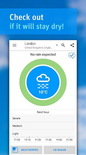 RainToday - HD Radar  screenshots 3