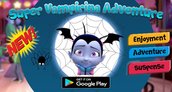 Super Vampirina Adventure - náhled