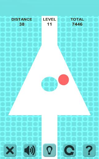無料街机Appのタップして、ジグザグの線をオンにします|記事Game