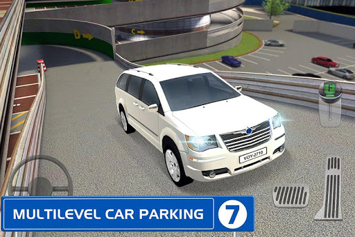 Multi Level 7 Car Parking Simulator 1.1 screenshots 1