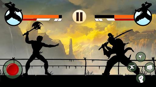 Ombre Combat héros Guerre  captures d'écran 1
