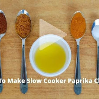 Slow Cooker Paprika Chicken Recipe