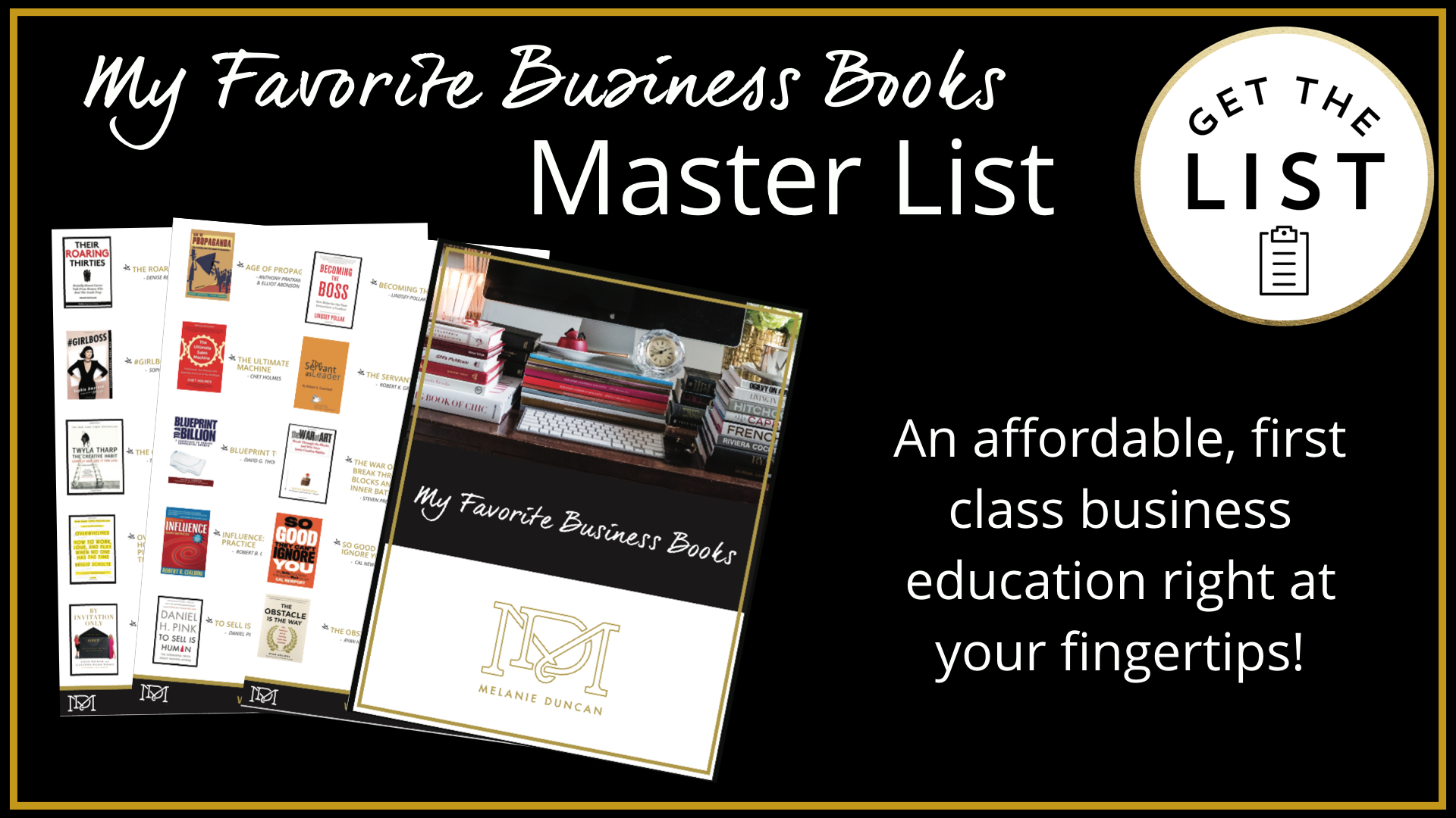 My top 5 favorite business books to skyrocket your success how many of your faves ended up on my list download my master list of business books and see which ones youve checked off and which you need to add to malvernweather Choice Image