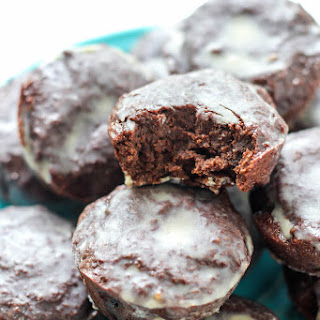 Fudgy Gluten-Free Vegan Brownie Bites [ with Among Friends Baking Mixes ]