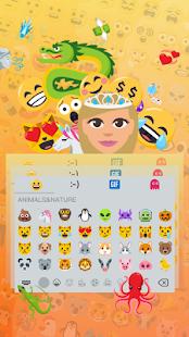Classic Emoji Style for Phone - 2018 New Emoji - náhled