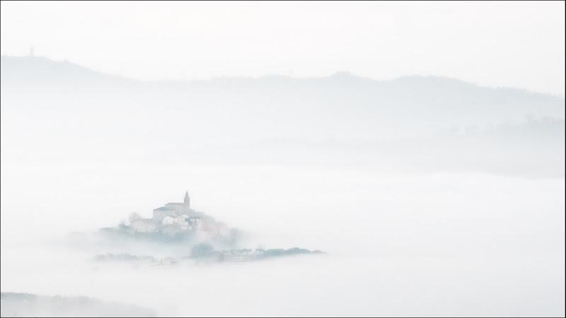 Galleggiando nella nebbia di renzodid