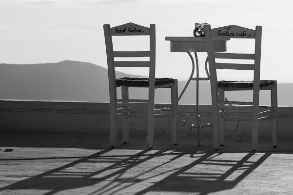 waiting di Paolo Caruso