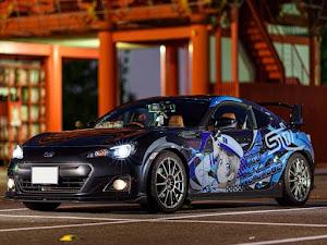 BRZ ZC6 Premium Sport Packageのカスタム事例画像 師匠㌠@成田山デ部さんの2019年09月17日23:49の投稿
