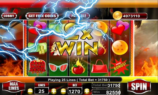 Reel Rich Devil Slot Machine