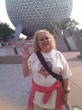 Photo: Hello From Epcot Center