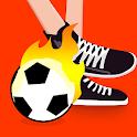 Soccer Dribble - Kick Football Dribbling Game icon