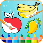 App Fruits Coloring Book & Drawing Book APK for Windows Phone